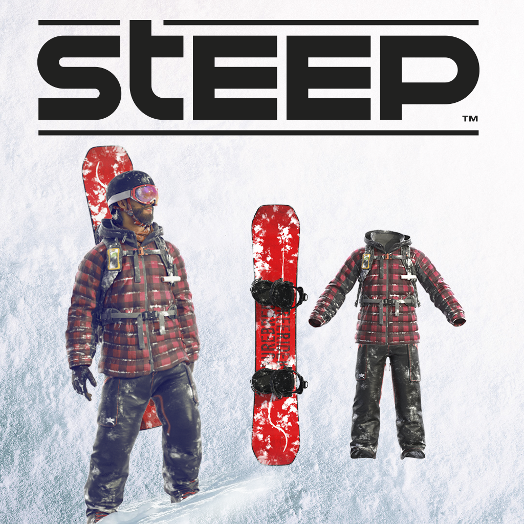 STEEP - Woodcutter Outfit