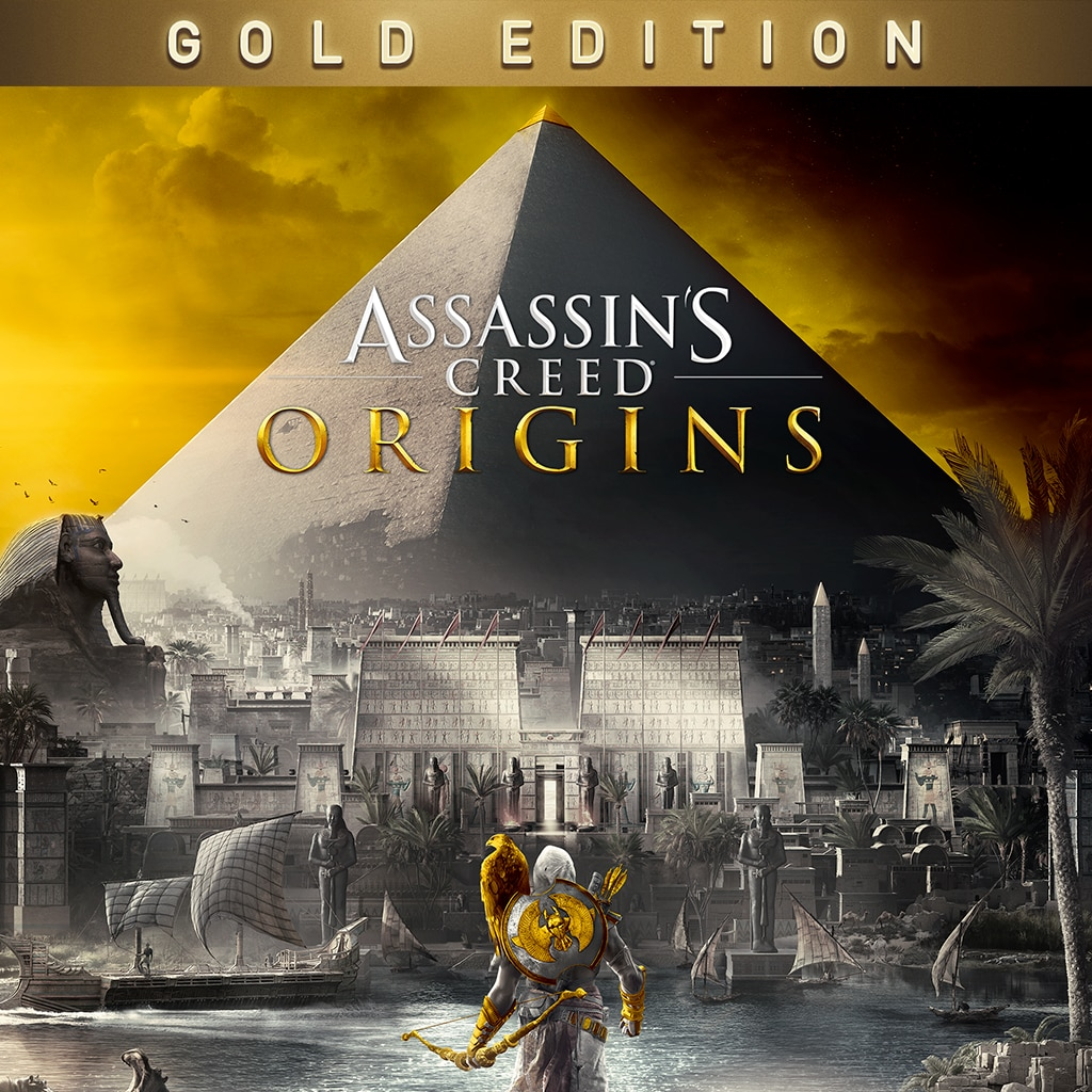 Assassin's Creed® Origins Gold Edition