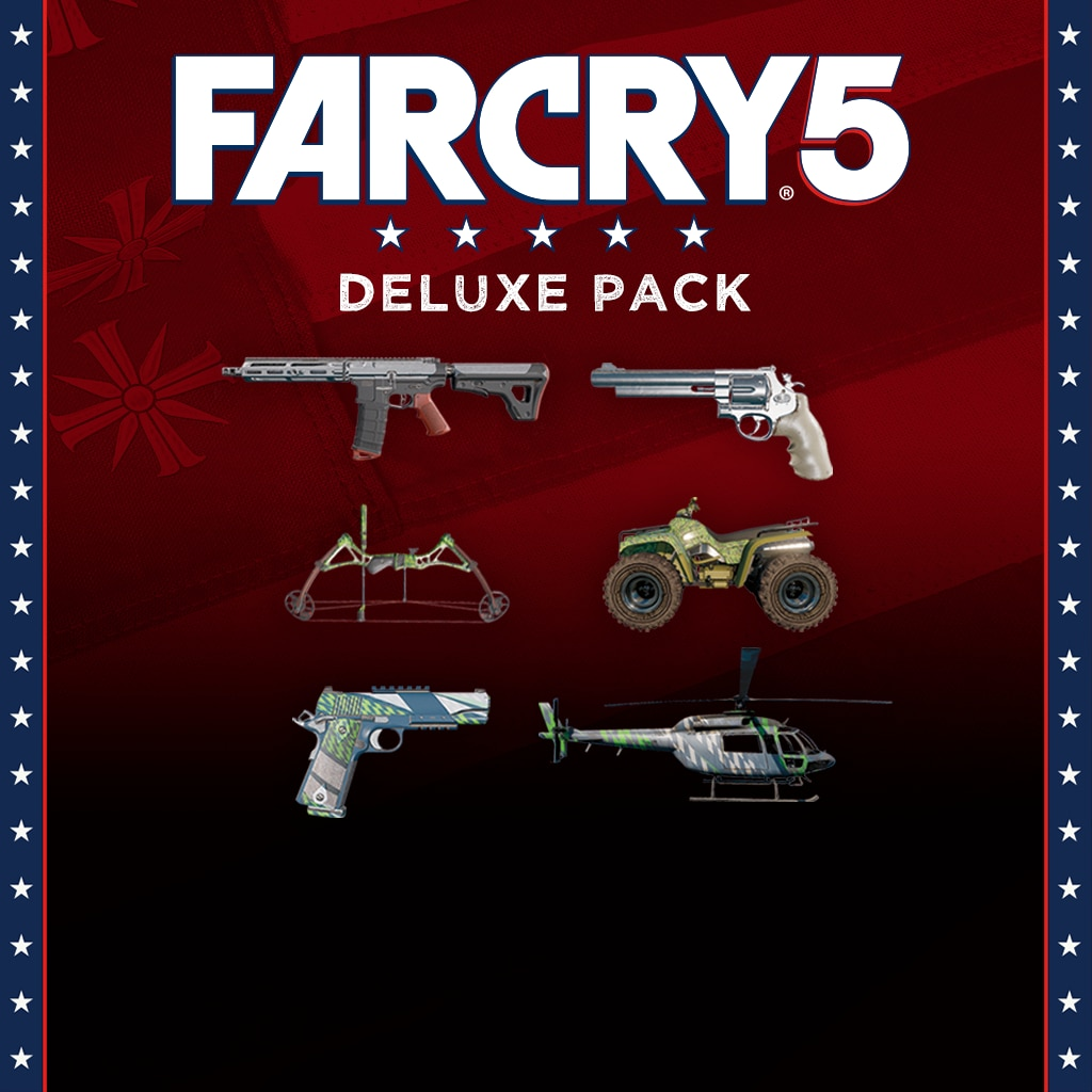 Far Cry® 5 Deluxe Pack