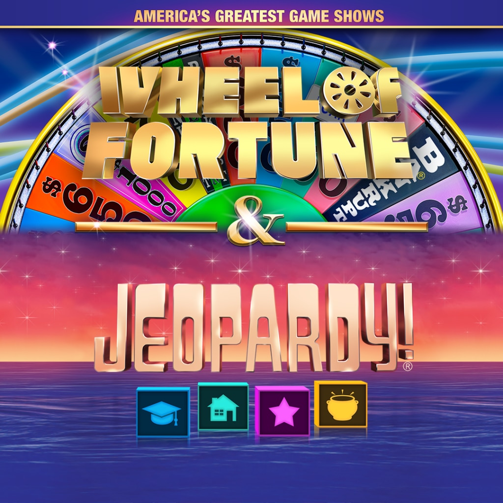 America's Greatest Game Shows: Wheel of Fortune® & Jeopardy!