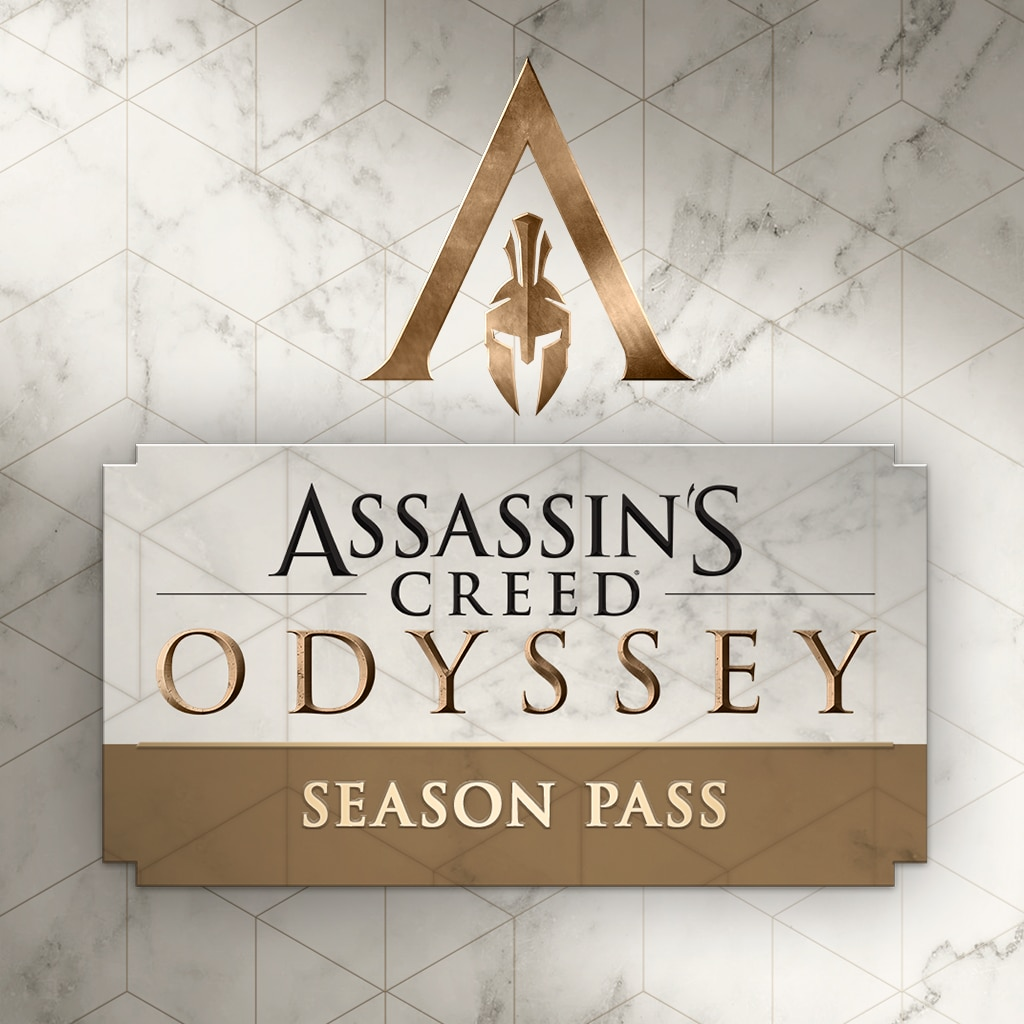 Pase de temporada de Assassin's Creed Odyssey