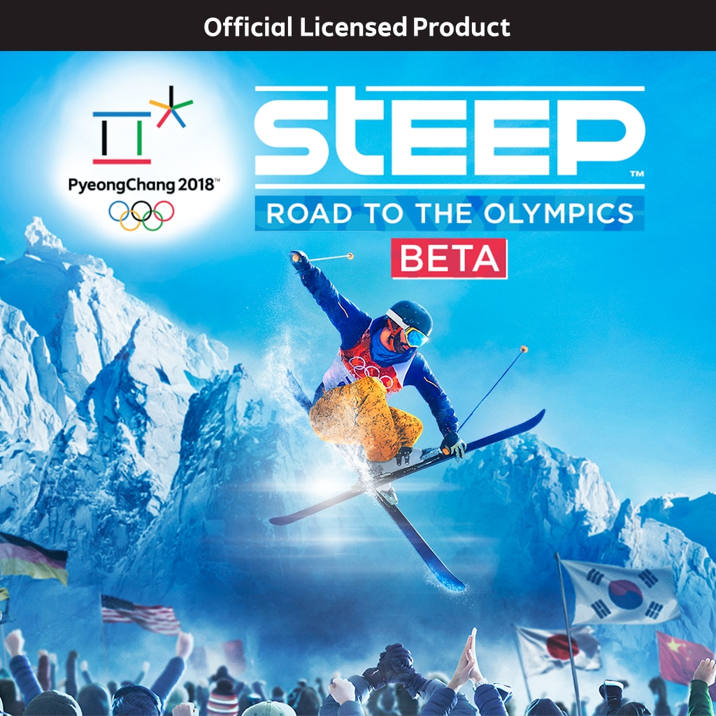 Beta de Steep™ Camino a las olimpiadas