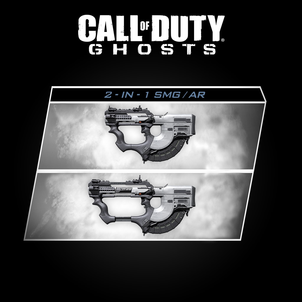 Call Of Duty Ghosts Weapon The Ripper