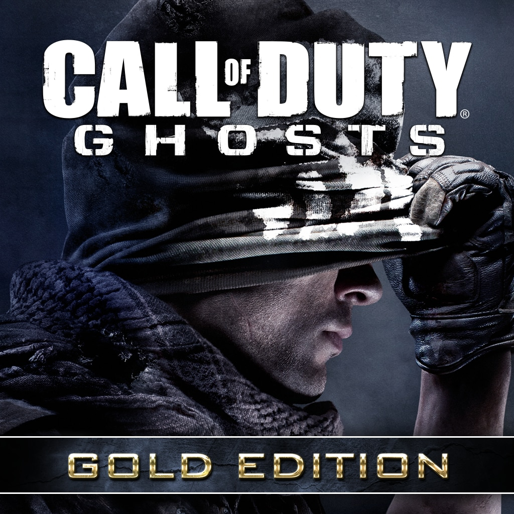 Call of Duty®: Ghosts Gold Edition (英文版)