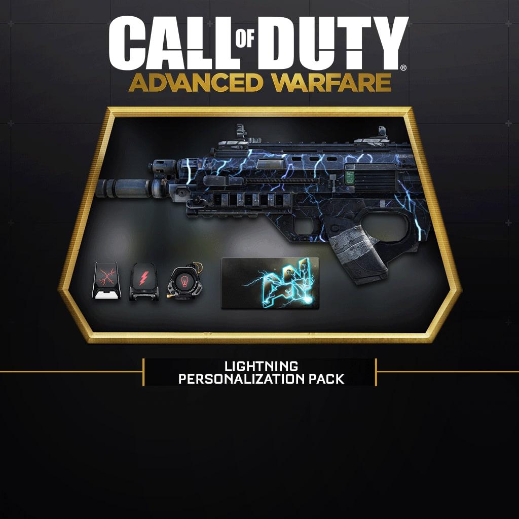 Call of Duty®: Advanced Warfare Lightning Personalization Pack