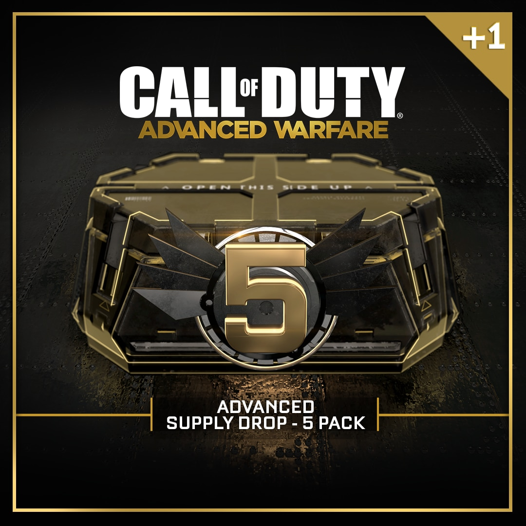 Advanced Supply Drop Bundle – 5 Pack