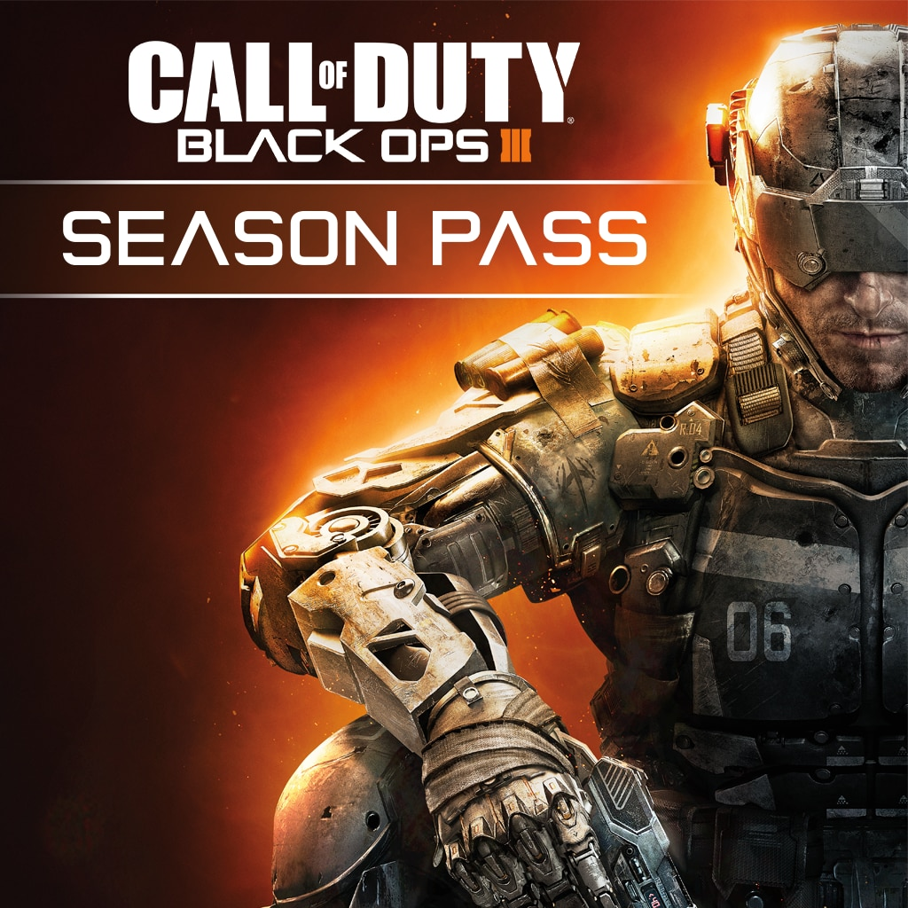Passe de Temporada Call of Duty®: Black Ops III