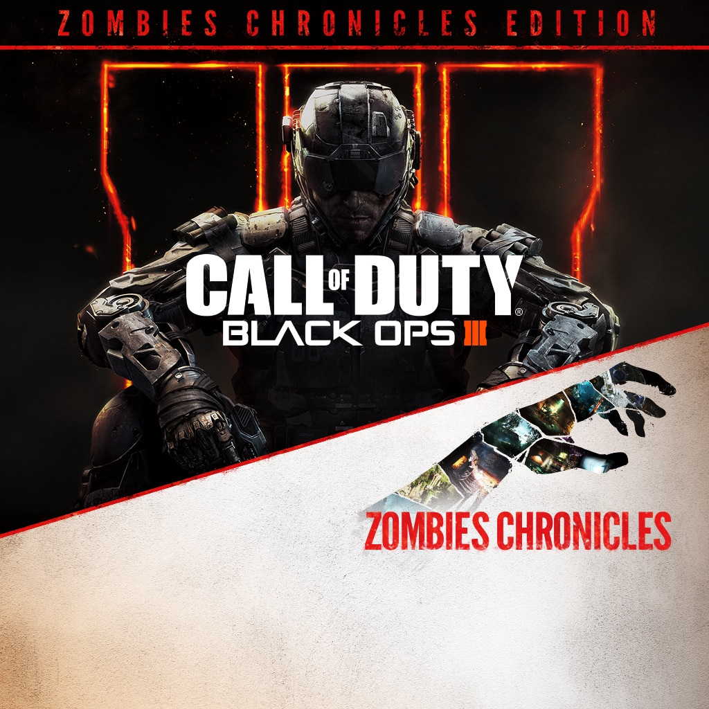 Call of Duty®: Black Ops III - Edição Zombies Chronicles