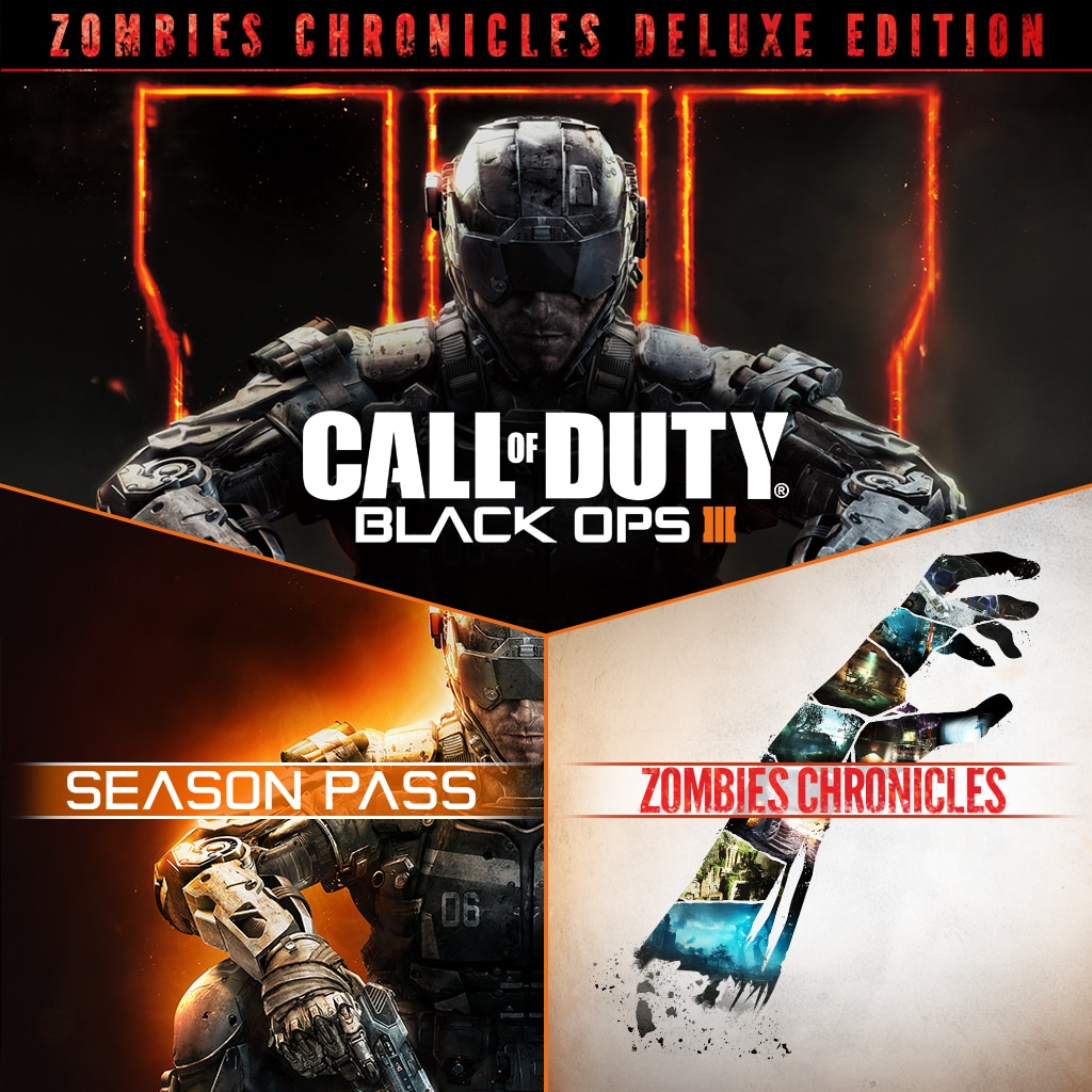 Call of Duty®: Black Ops III - Zombies Chronicles Deluxe (中英文版)