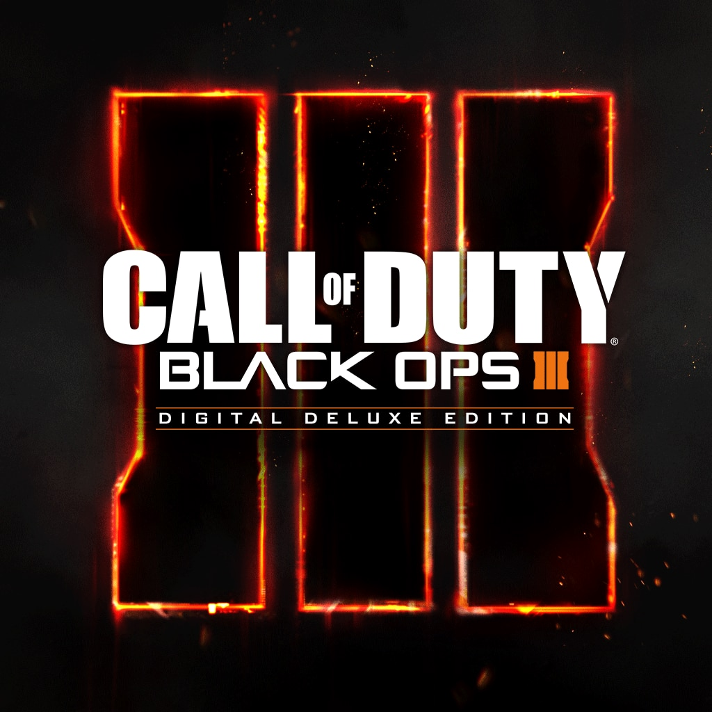 Call of Duty®: Black Ops III - Digital Deluxe Edition (中英文版)