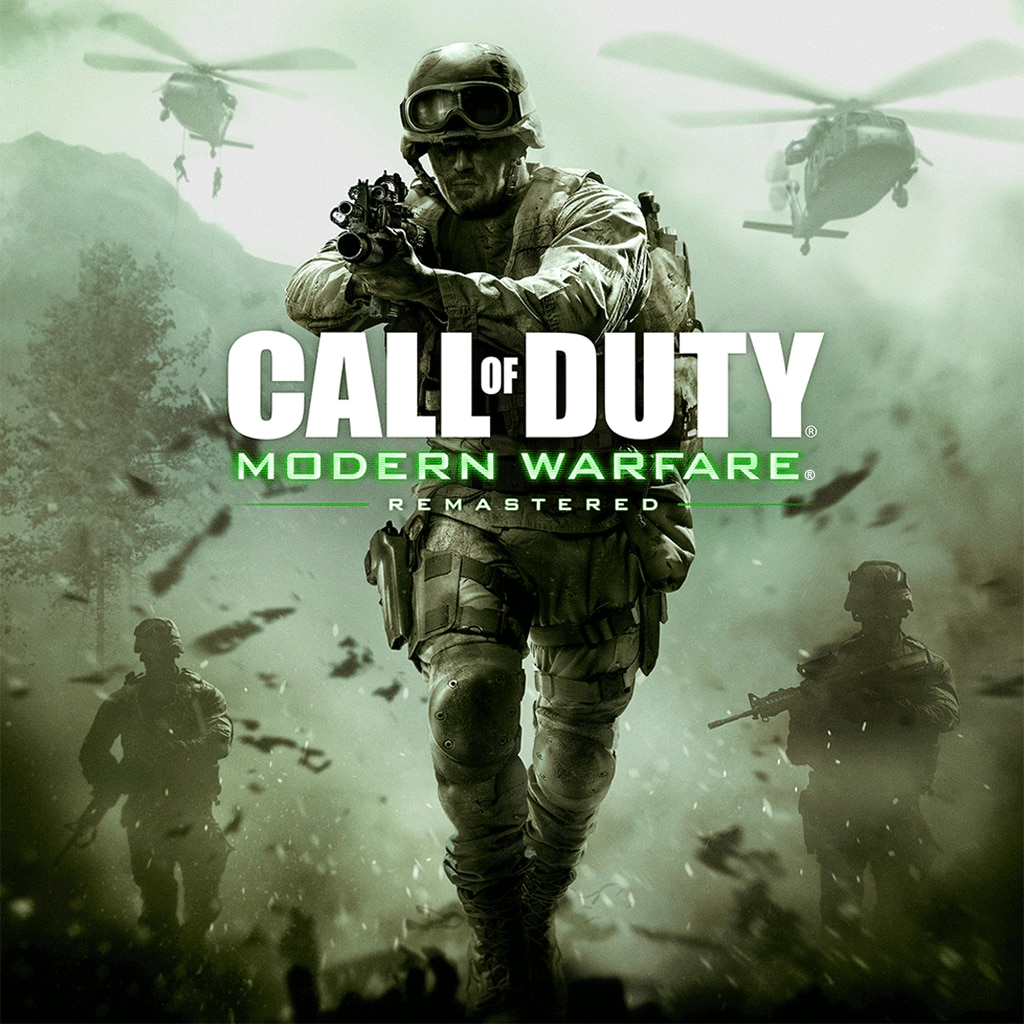 Call of Duty®: Modern Warfare® Remastered (English Ver.)