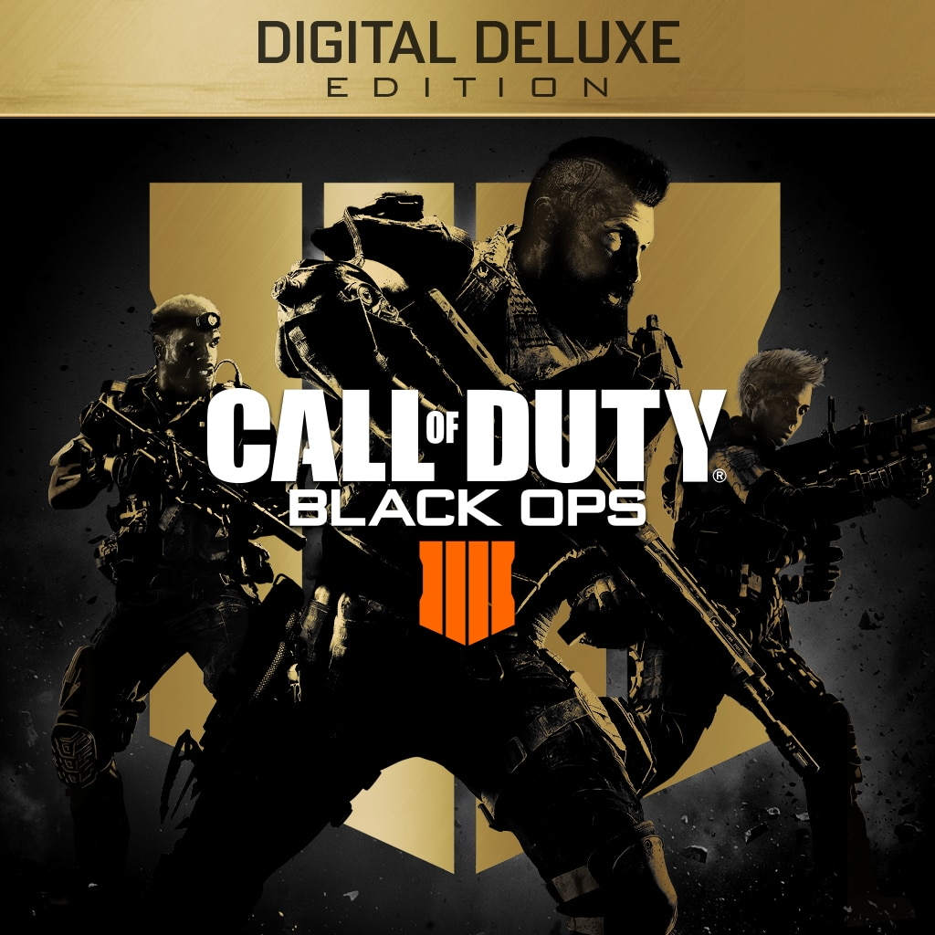 Call of Duty®: Black Ops 4 - Digital Deluxe