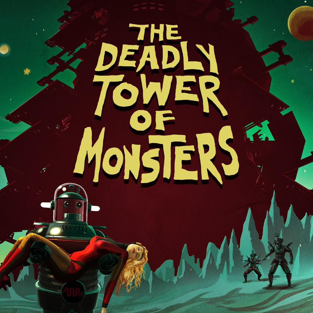 The Deadly Tower of Monsters Demo