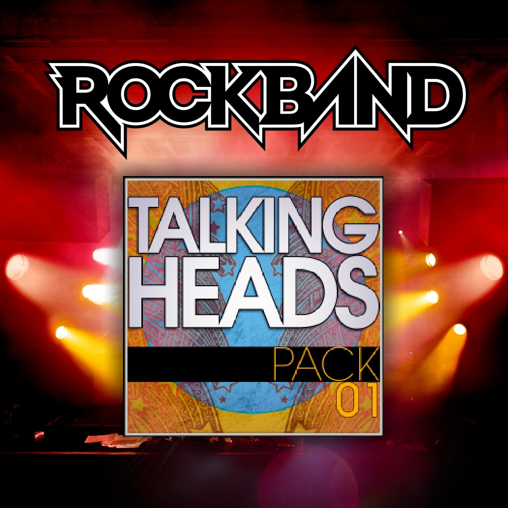 Talking Heads Pack 01