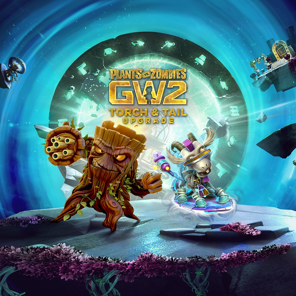Plants vs. Zombies™ Garden Warfare 2 Torch and Tail Upgrade