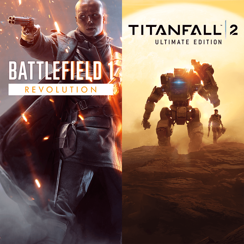 Battlefield™ 1 & Titanfall™ 2 Ultimate Bundle (English/Chinese Ver.)