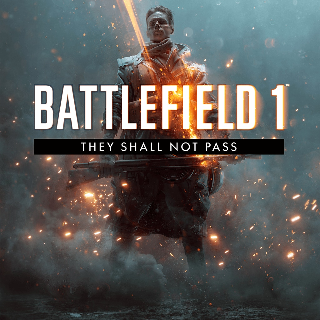 《Battlefield™ 1 They Shall Not Pass》 (中英文版)