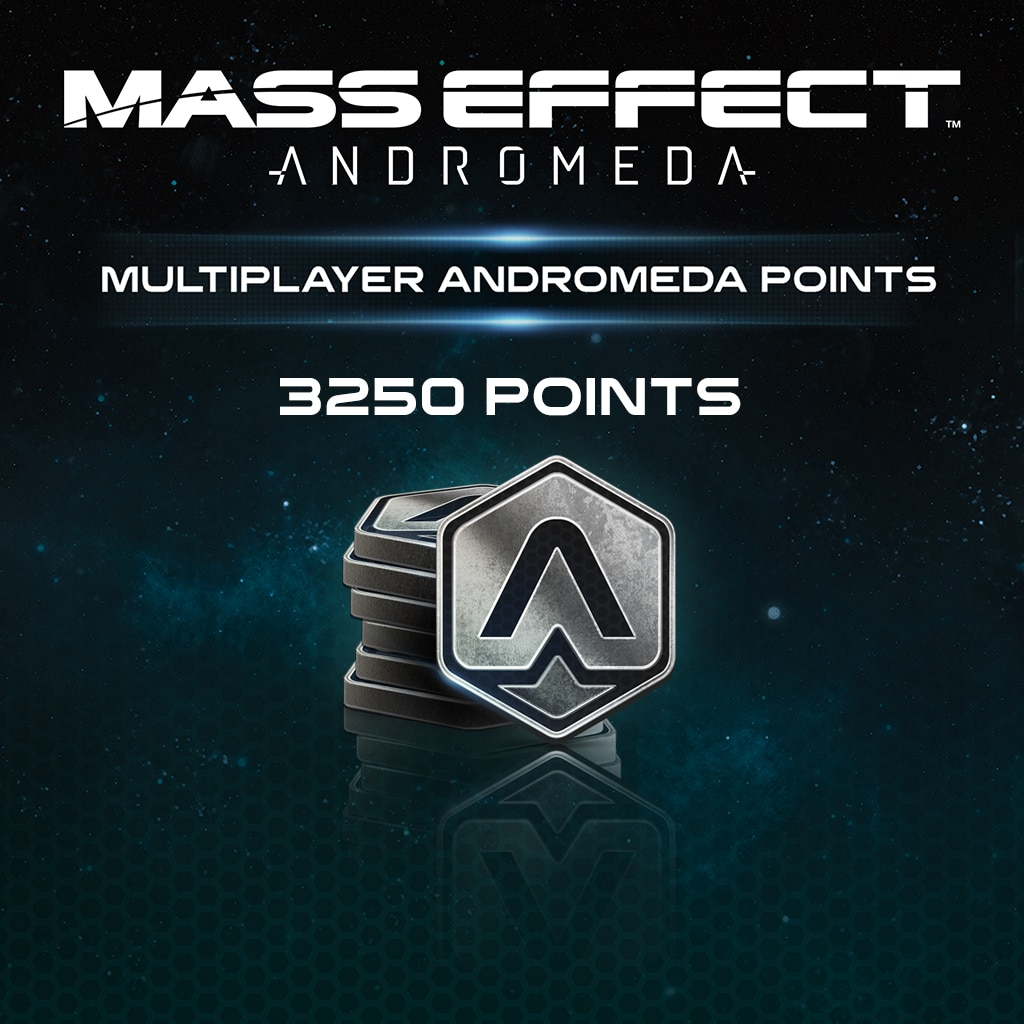 3250《Mass Effect™: Andromeda》积分 (英文版)