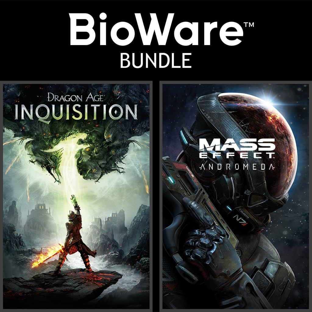 The BioWare Bundle (English Ver.)