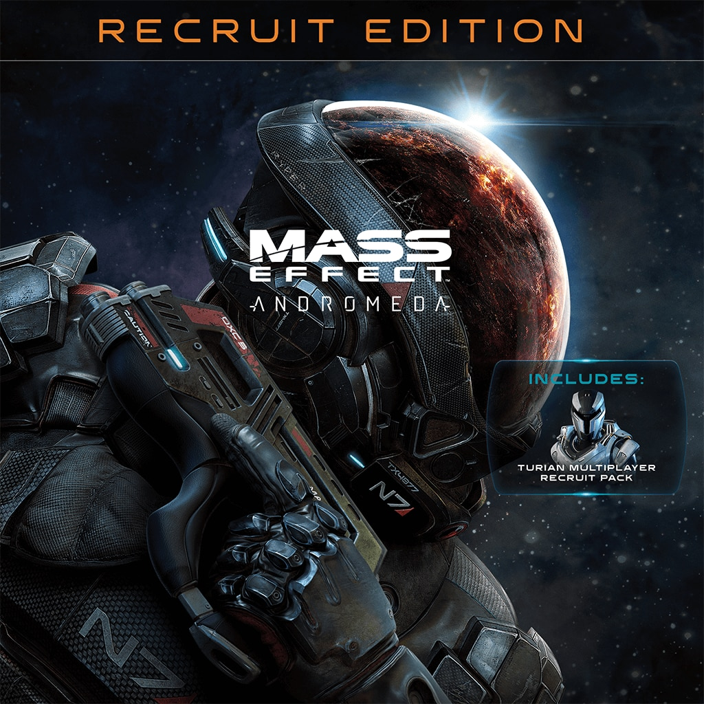 Mass Effect™: Andromeda – Standard Recruit Edition (English Ver.)