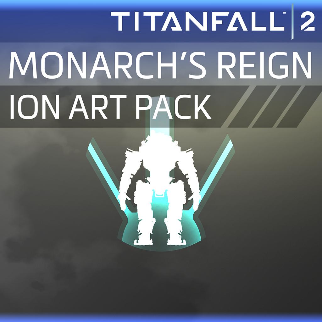 《Titanfall™ 2:君主统治》离子图案组合包 (中英文版)