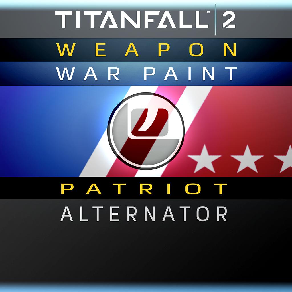 Titanfall™ 2: Alternador Patriota da Fronteira