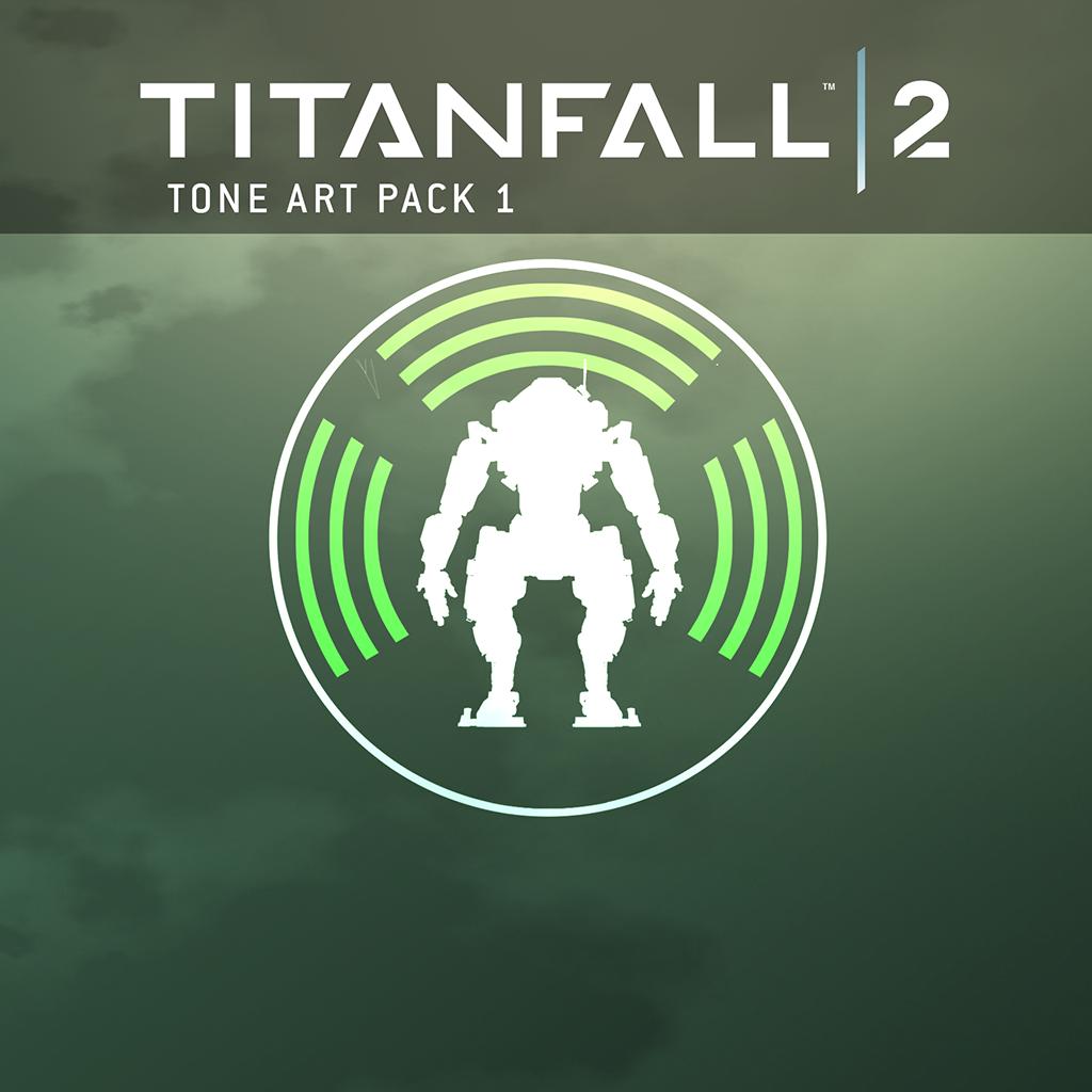Titanfall™ 2:音调图案组合包1 (中英文版)