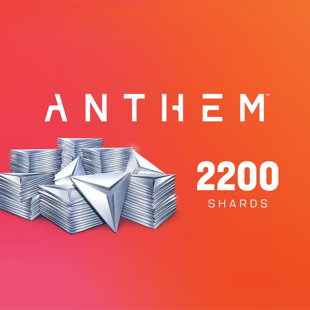 Anthem™ 2200 Shards Pack