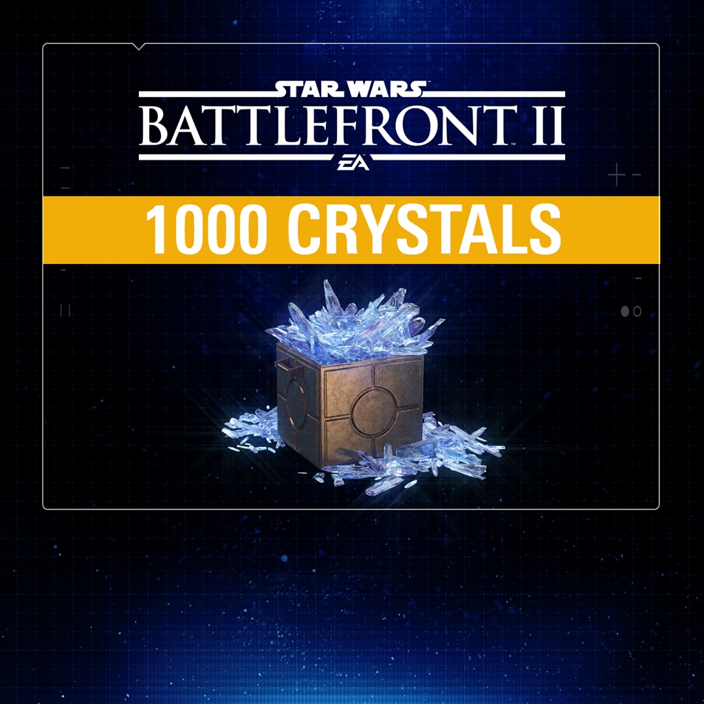 STAR WARS™ Battlefront™ II:1000 水晶包 (中英文版)