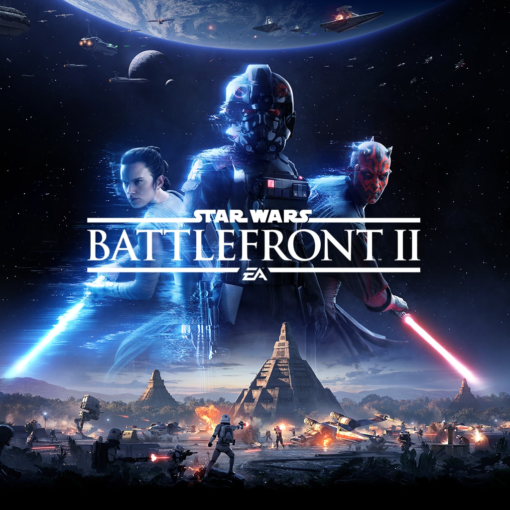 STAR WARS™ Battlefront™ II (Simplified Chinese, English, Traditional Chinese)