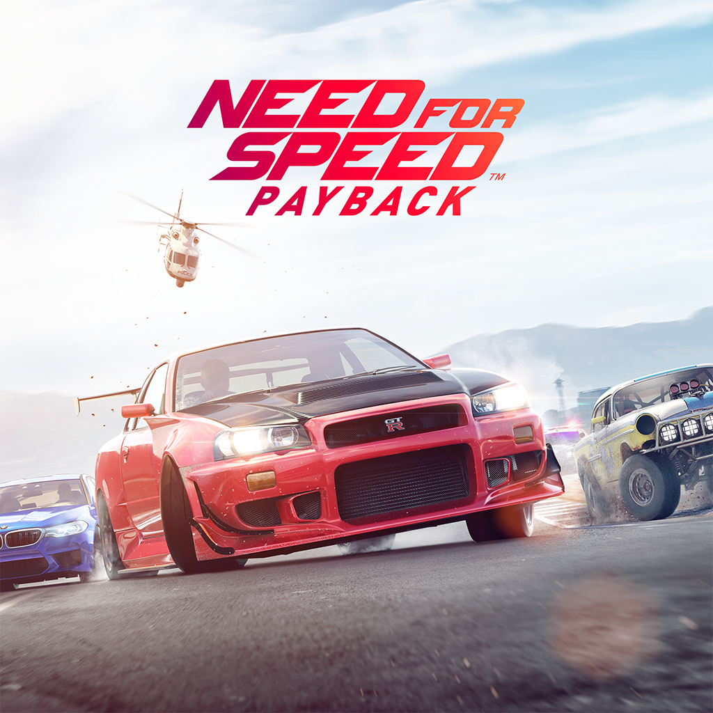 Need for Speed™ Payback (中英文版)