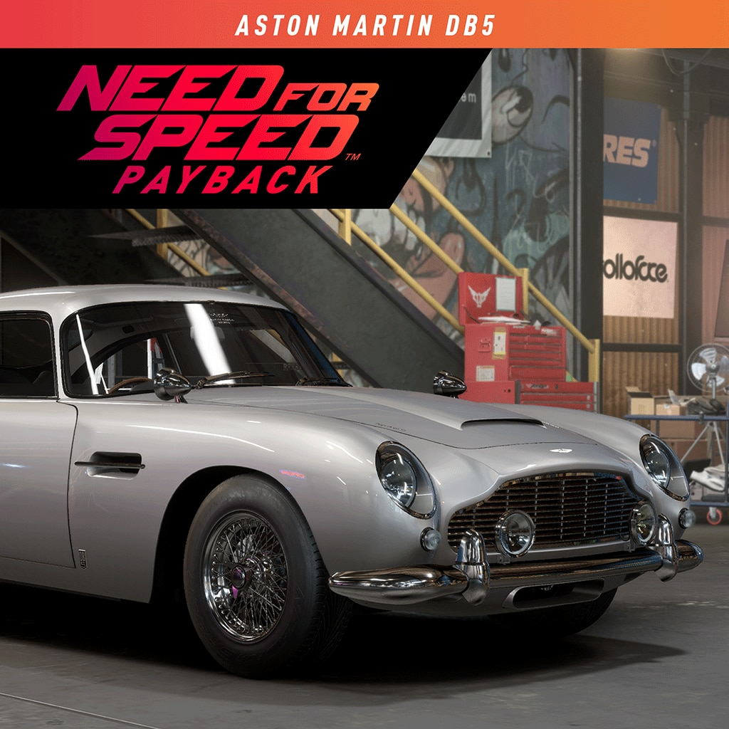 Aston Martin DB5スーパービルド