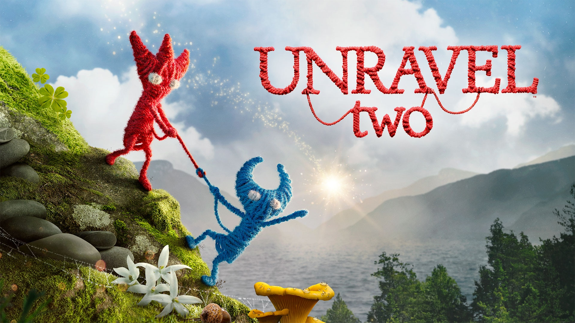 《Unravel Two》 (英文版)