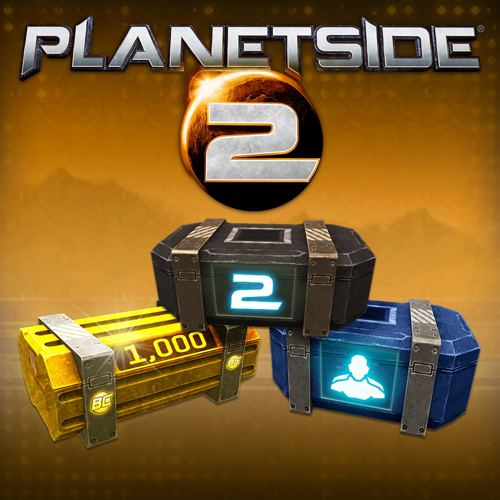 PlanetSide 2 - New Recruit Starter Bundle