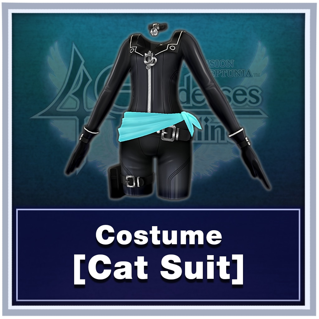 Costume [Cat Suit]