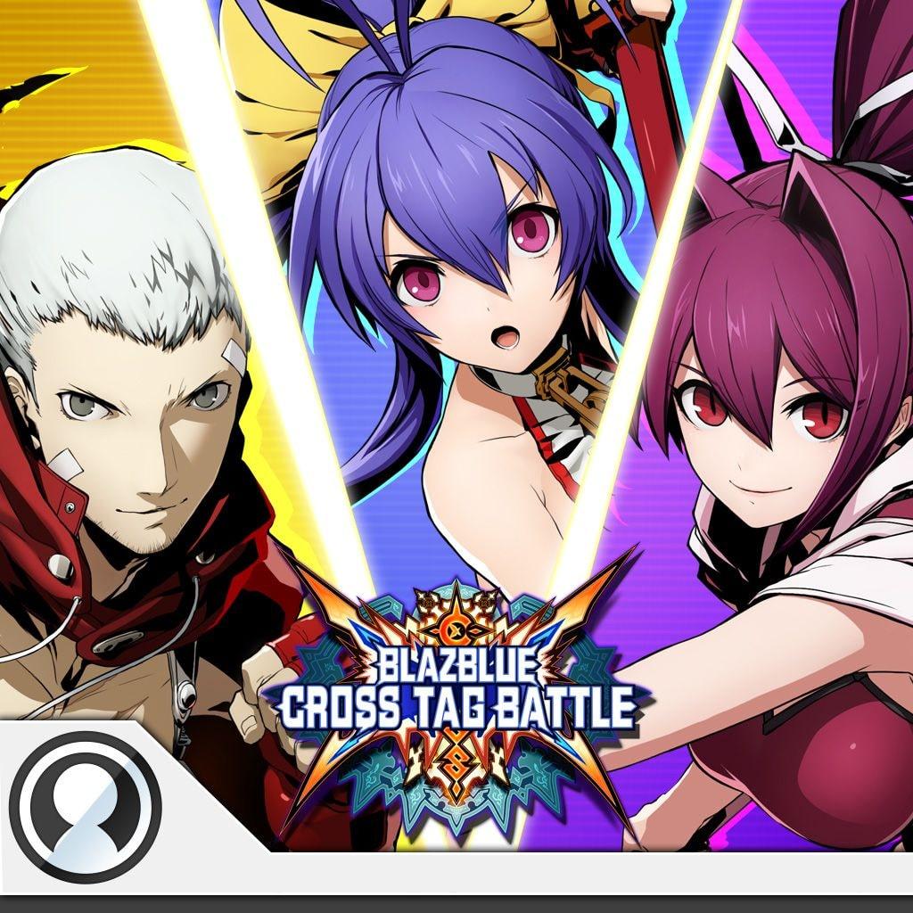 Pacote de BlazBlue Cross Tag Battle Vol. 5