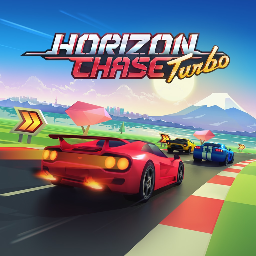 Horizon Chase Turbo Demo