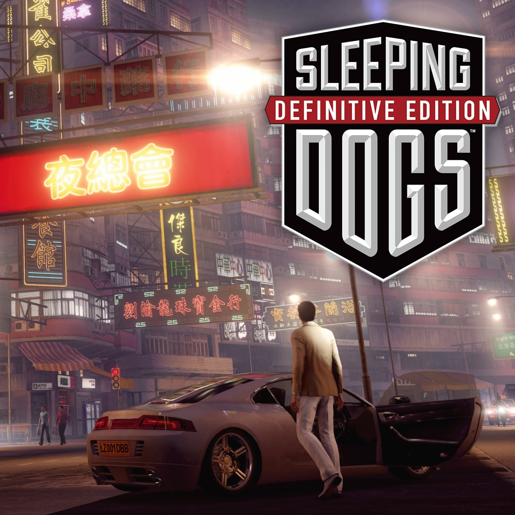 Sleeping Dogs™ Definitive Edition full game (English Ver.)