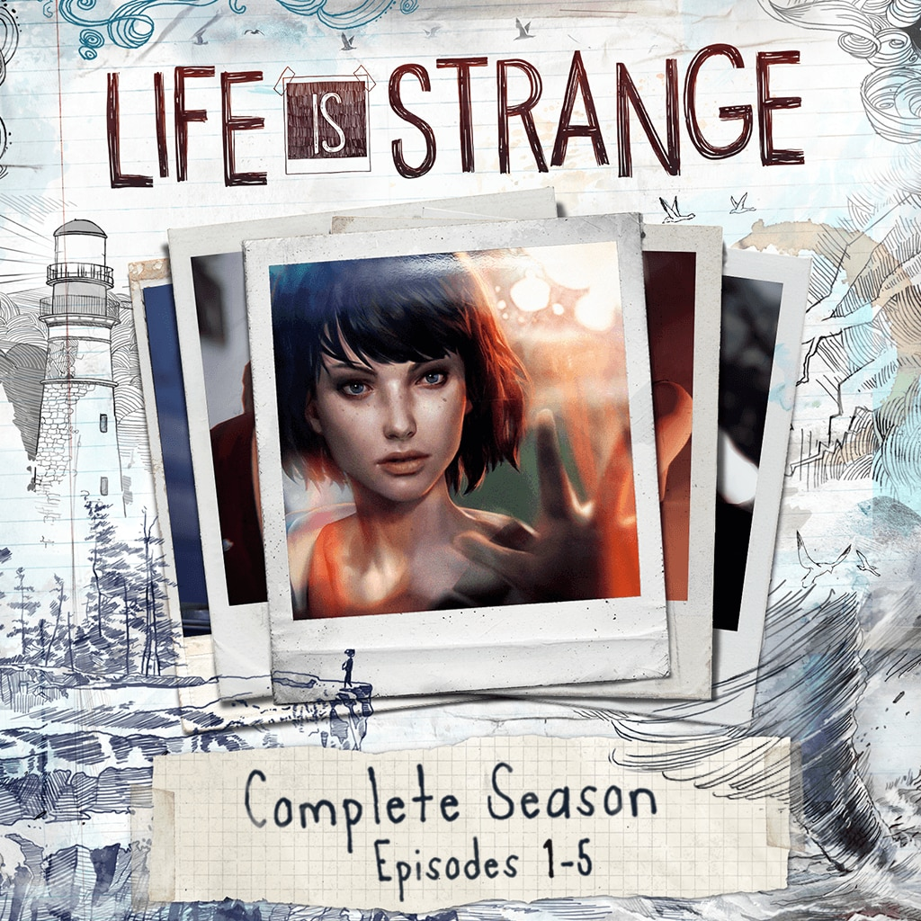 Life is Strange Complete Season full game (English Ver.)