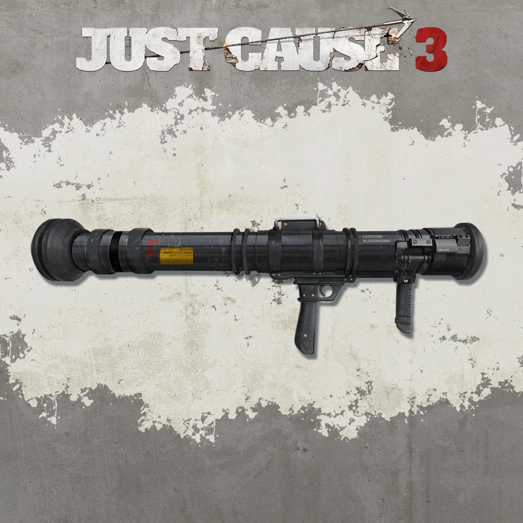 Just Cause 3 - Capstone Bloodhound RPG