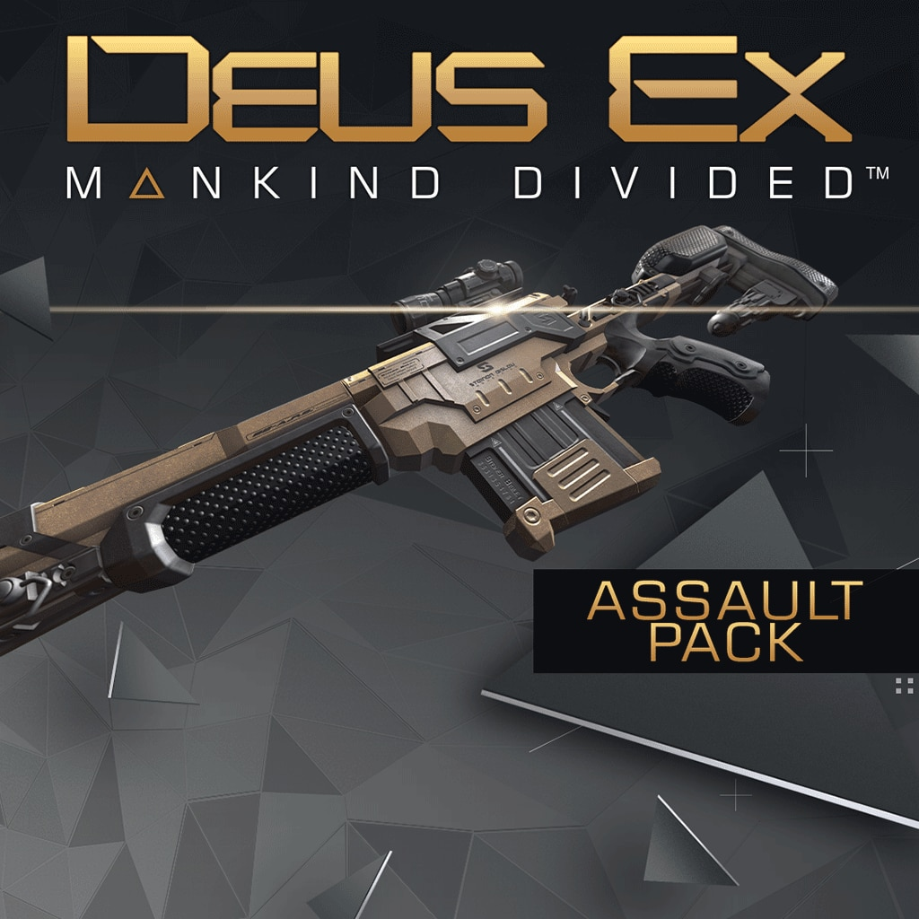 Deus Ex: Mankind Divided - Assault Pack (英文版)