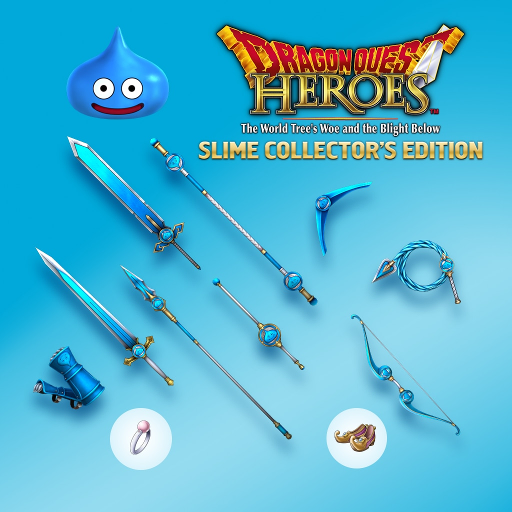DRAGON QUEST HEROES: Digital Slime Edition