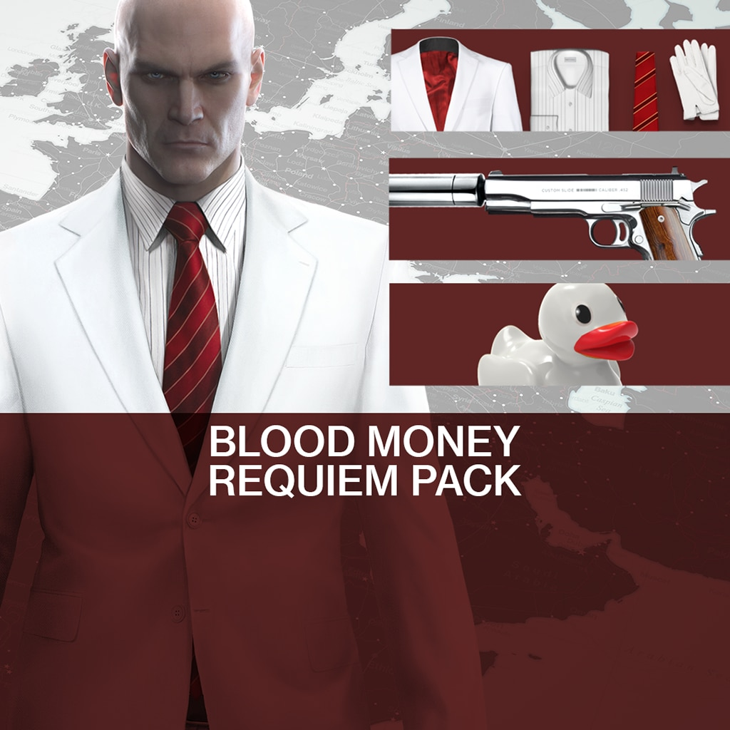 HITMAN™ Requiem Pack