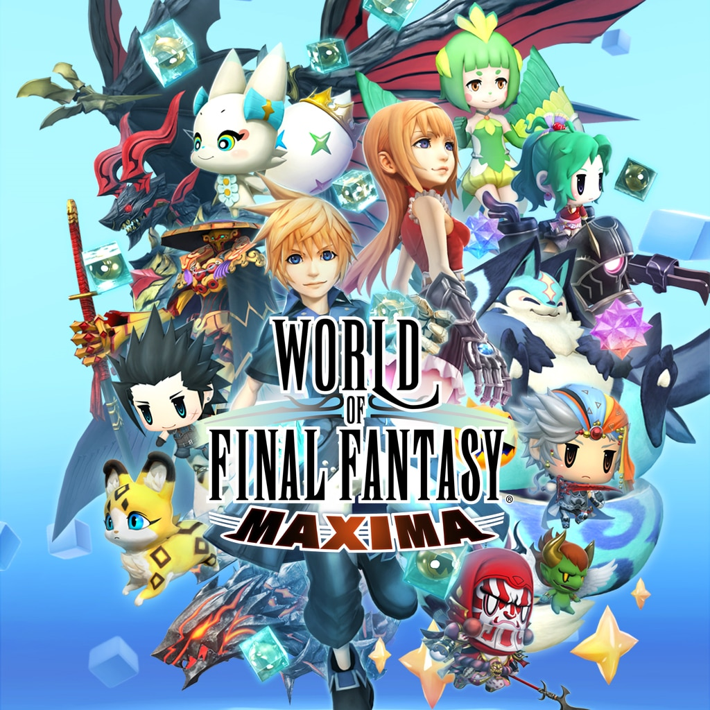 Pack de expansión World of Final Fantasy Maxima