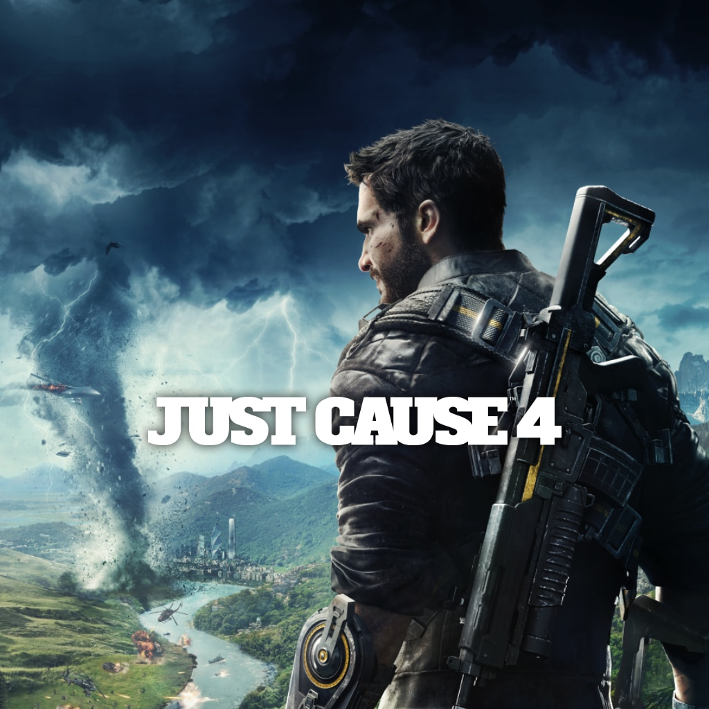Just Cause 4 (Chinese/Korean Ver.)