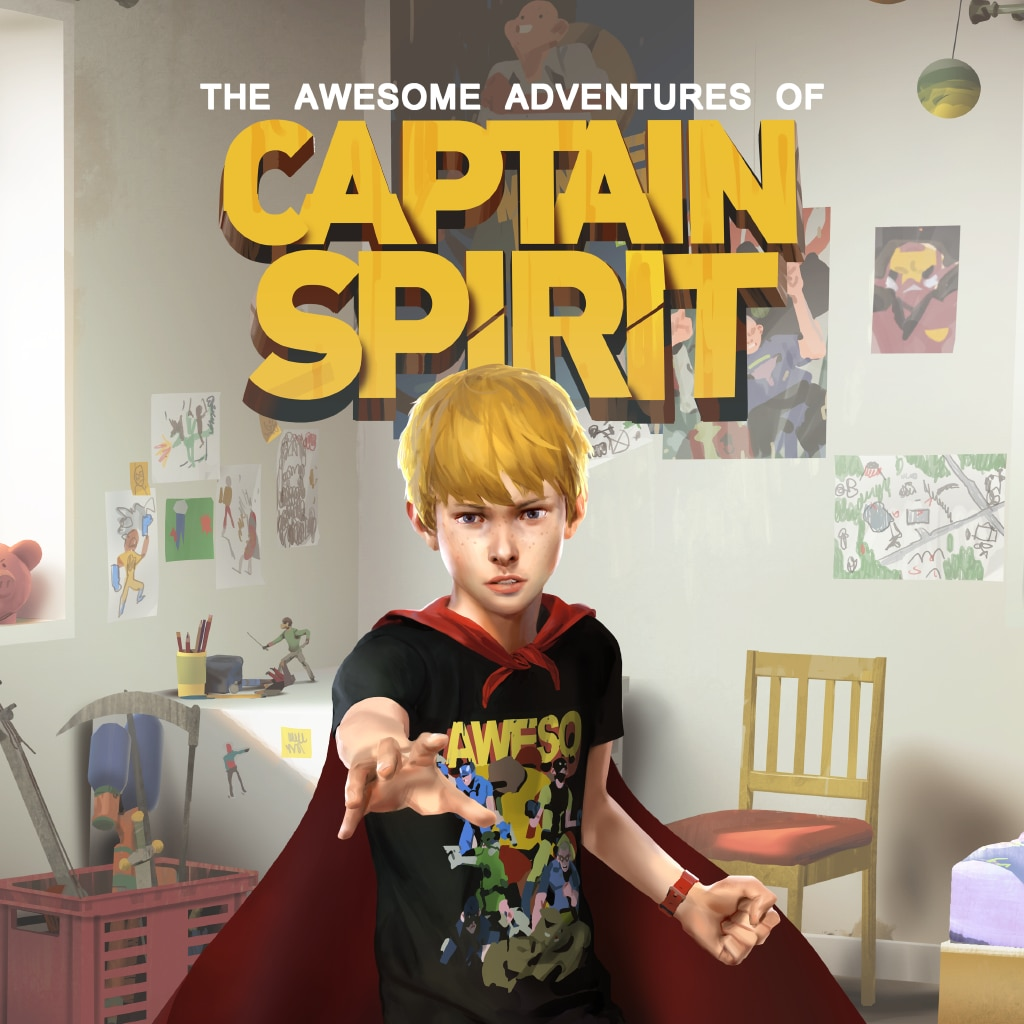 Life is Strange 2: Awesome Adventures of Captain Spirit Demo (中英文版)