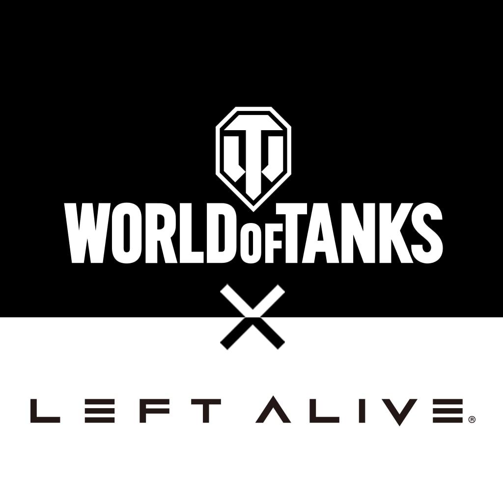 LEFT ALIVE World of Tanks collaboration