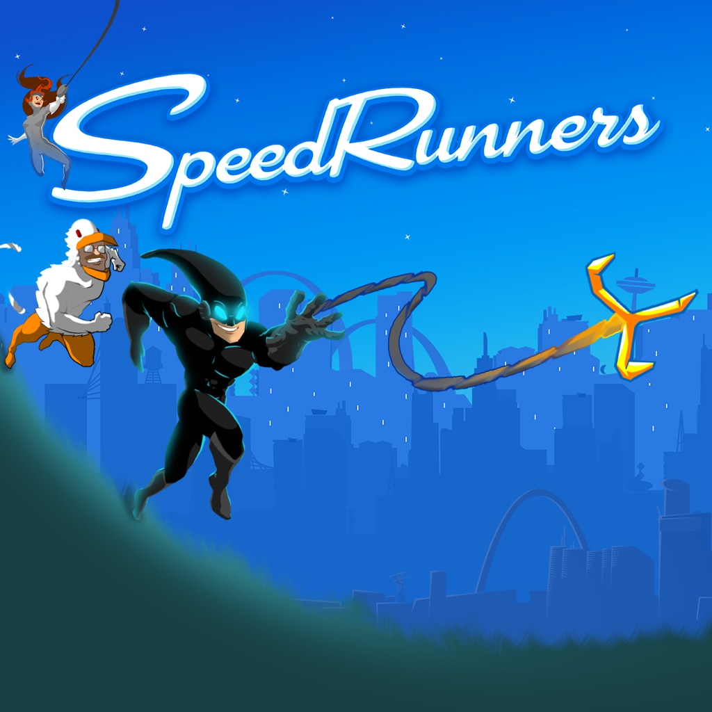 SpeedRunners Deluxe Bundle