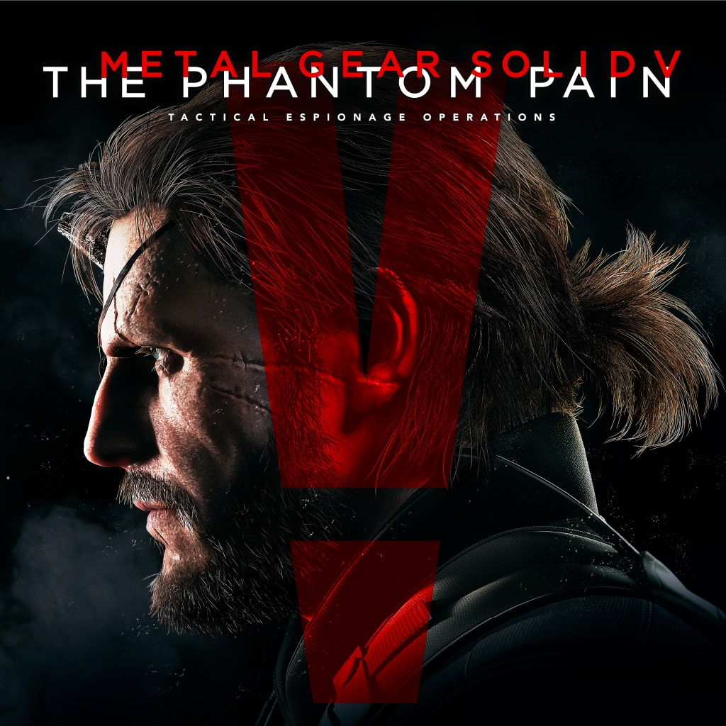 METAL GEAR SOLID V: THE PHANTOM PAIN - Mother Base Staff 3