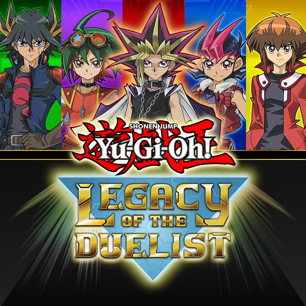 Yu-Gi-Oh! Legacy of the Duelist Demo